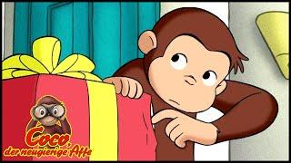 Coco der Neugierige Affe Deutsch🐵Der unsichtbare Gast 🐵Ganze Folgen🐵Cartoons für Kinder