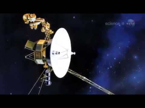 Voyager---space---probe