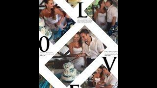 Novomanželský tanec Olča a Tom Horákovi - 8.8.2015 ♥