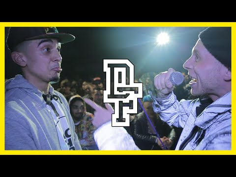 K.Y VS BRU-C | Don't Flop Rap Battle