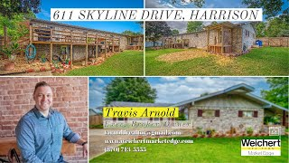 611 Skyline Drive, Harrison   Branded