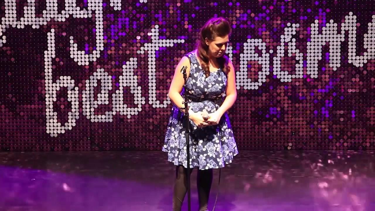 Rosie Jones Funny Women Final 2016