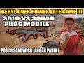 BERYL LATE GAME SOLO VS SQUAD MIRAMAR SANDWICH POSITION- PUBG MOBILE