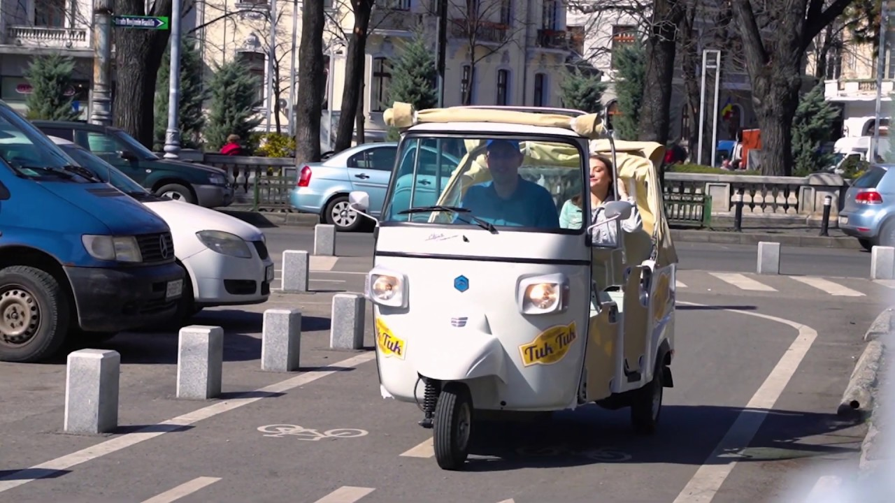Tuk Tuk Bucharest City Tour