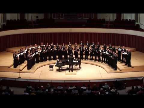 Atlanta Master Chorale | Water Night (Whitacre)