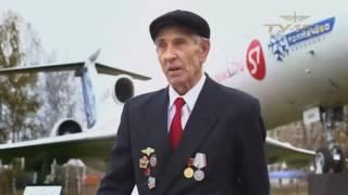 Самолет Ту-154 Моя легенда  2 часть