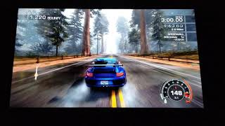 Need For Speed Hot Pursuit: Extreme Truth - Time Trail (4K UHD) Gameplay