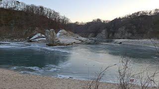 포천 화적연 Deep tranquil pond
