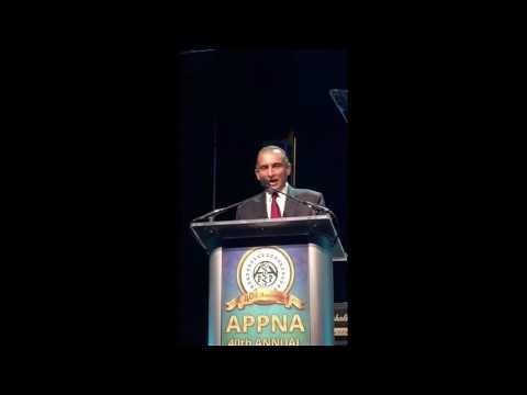 Ambassador Aizaz Chaudhry attended the concluding dinner of 40th APPNA Annual Convention in Orlando,