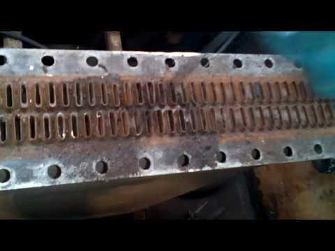 Как легко и быстро почистить, сильно забитый радиатор.