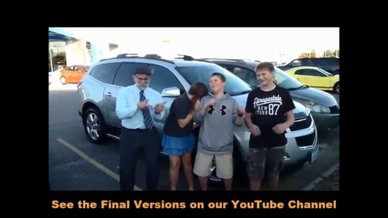 Hall Chevy 2014 Put It On The Board Blooper Reel Youtube