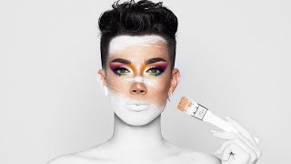 Unleash Your Inner Artist - James Charles x Morphe Tutorial