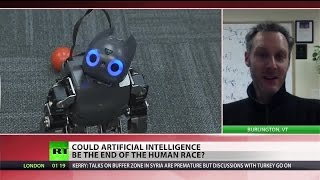 Stephen Hawking warns artificial intelligence will lead to destruction of humanity