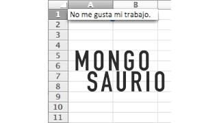 Mongosaurio   No me gusta mi trabajo