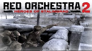 Red Orchestra 2 : Winter Sniper
