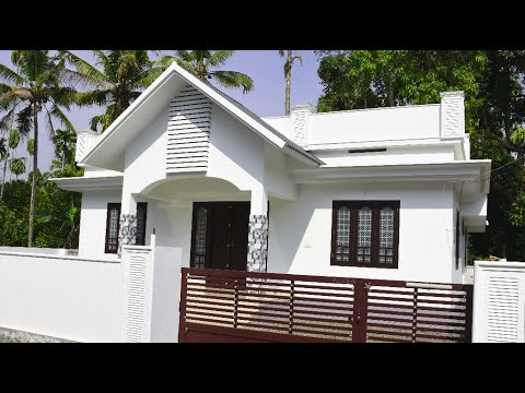 Chalakudy, 5.5 cents plot and 1150 sq ft, small budget house for sale in Chalakudy, Thrissur