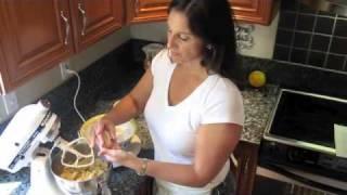 Greek Wedding Cookies-kourabiedes