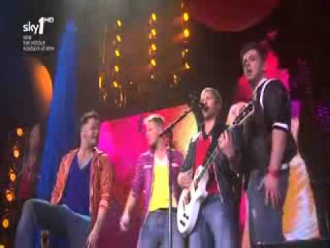 Westlife- Where We Are Medley (2010)