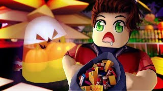 Trick or Treating In Roblox Royal High!