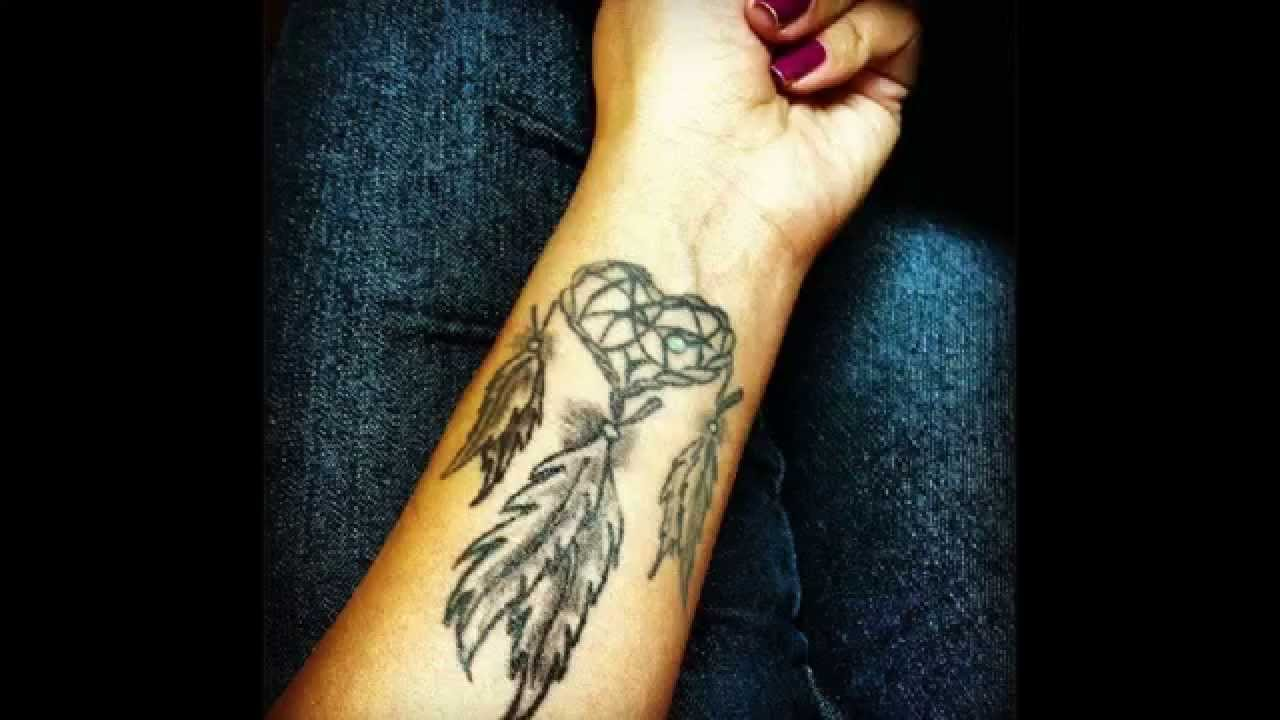 40 mysterious photos of dreamcatcher tattoos youtube