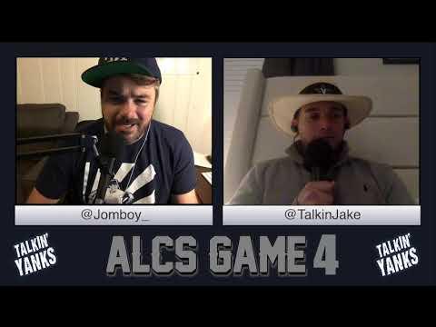 Astros Take Game 4 and a 3-1 Lead | Talkin Baseball