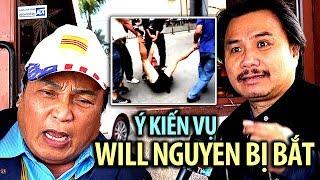 Vụ công dân Mỹ gốc Việt Will Nguyen bị bắt: Những ý kiến khác biệt