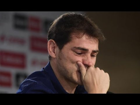 Despedida Iker Casillas Real Madrid - Rueda de prensa