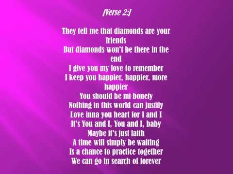 Jah Cure- Stronger (Lyrics)