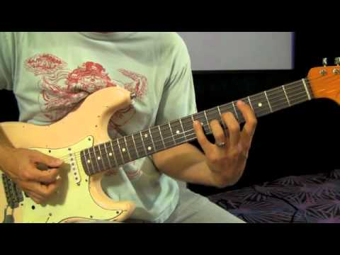 How To Play  Dokken  In My Dreams  Guitar Lesson