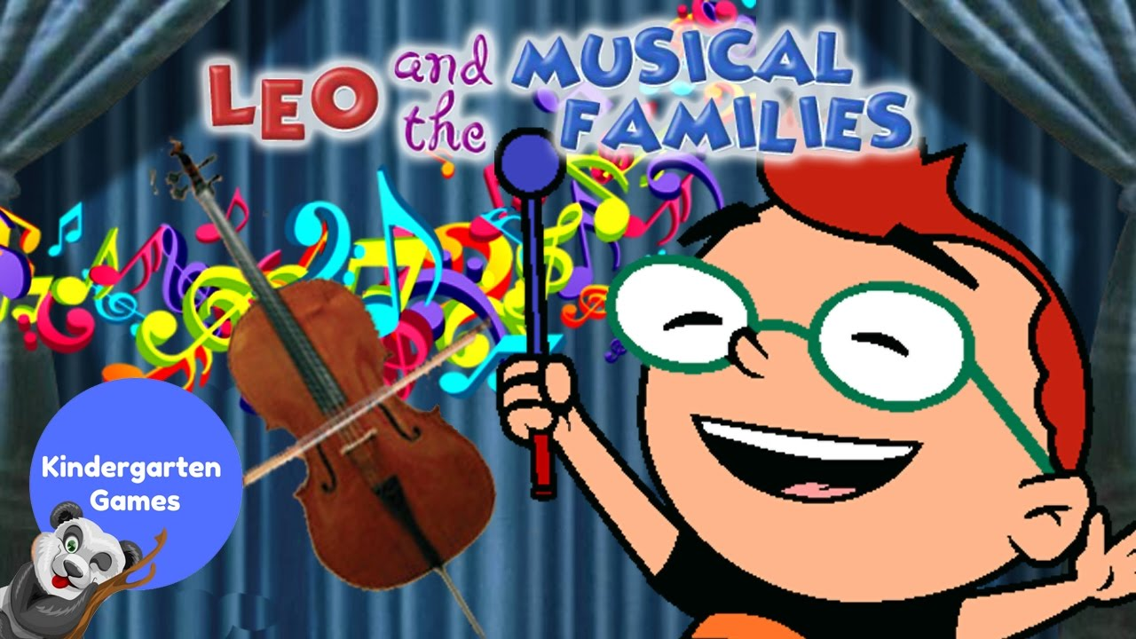 Disney Junior Little Einsteins LEO and the MUSICAL FAMILIES Learn ...