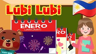 Lubi-Lubi Filipino Song | Philippines Kids Nursery Rhymes | Mga Awiting Pambata