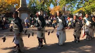 Indigenous Peoples Day Celebration 2017 - Tesuque Pueblo Dancers