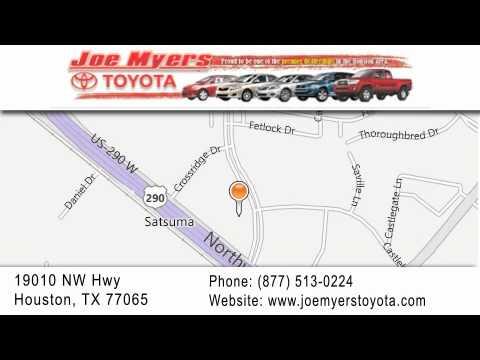 Joe Myers Toyota Outro