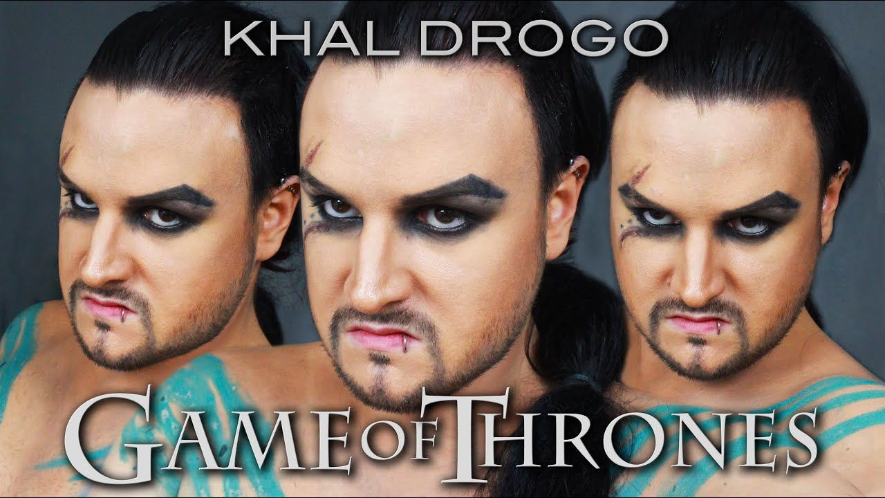 Sfx makeup khal drogo game of thrones tutorial youtube baditri Images