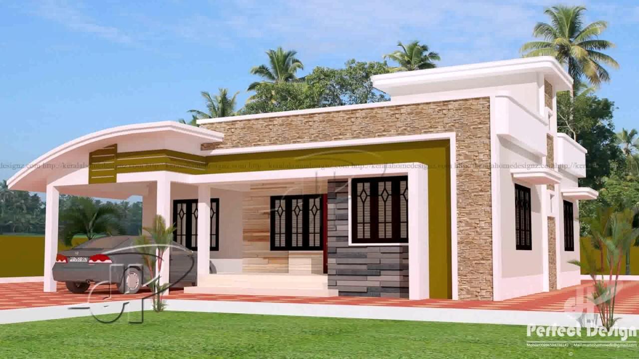 House Plan Design 1000 Sq Ft - YouTube