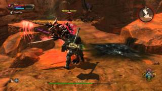 Kingdoms of Amalur: Reckoning - Finesse/Rogue Gameplay lvl29