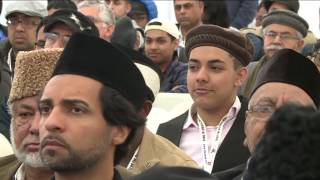 Jalsa Salana USA West Coast 2016   How to Establish Living Relationship with Allah   Imam Zafarullah