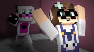 Minecraft Fnaf: Sister Location - The Nerdy Security Guard Knows To Much (Minecraft Roleplay)