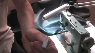 Шьем САМИ. Как сшить резиновый тент