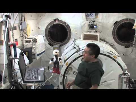 Robot Astronaut Kirobo Has Historic Talk on International Space Station