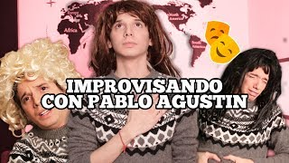 IMPROVISACIONES CON PABLO AGUSTIN