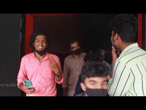 തിയേറ്റർ-പൂരപ്പറമ്പ്-ആക്കി-💥😮|master-theatre-reaction-🤯|-|aj-vlogs|-master-review-|