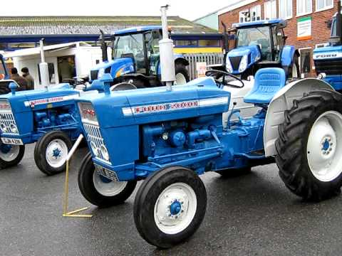 farm fastest tractors s morning here tractor heres july ford glory our