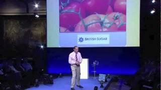 Tomatoes from Exhaust Gas: Innovation. Green tech, energy and food industry - keynote speaker