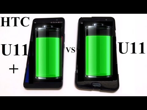 htc-u11+-vs-htc-u11-:-battery-drain-test