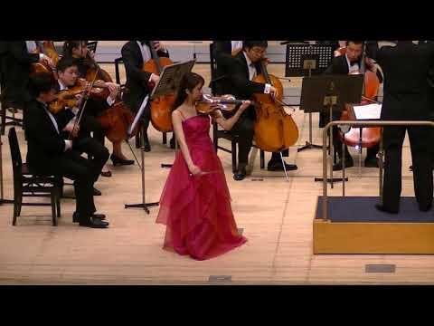 ヴァイオリン協奏曲 独奏:髙木凜々子 二長調 J.Brahms(第10回不定期演奏会)