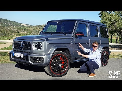 I Want a New Mercedes-AMG G63! | FIRST DRIVE