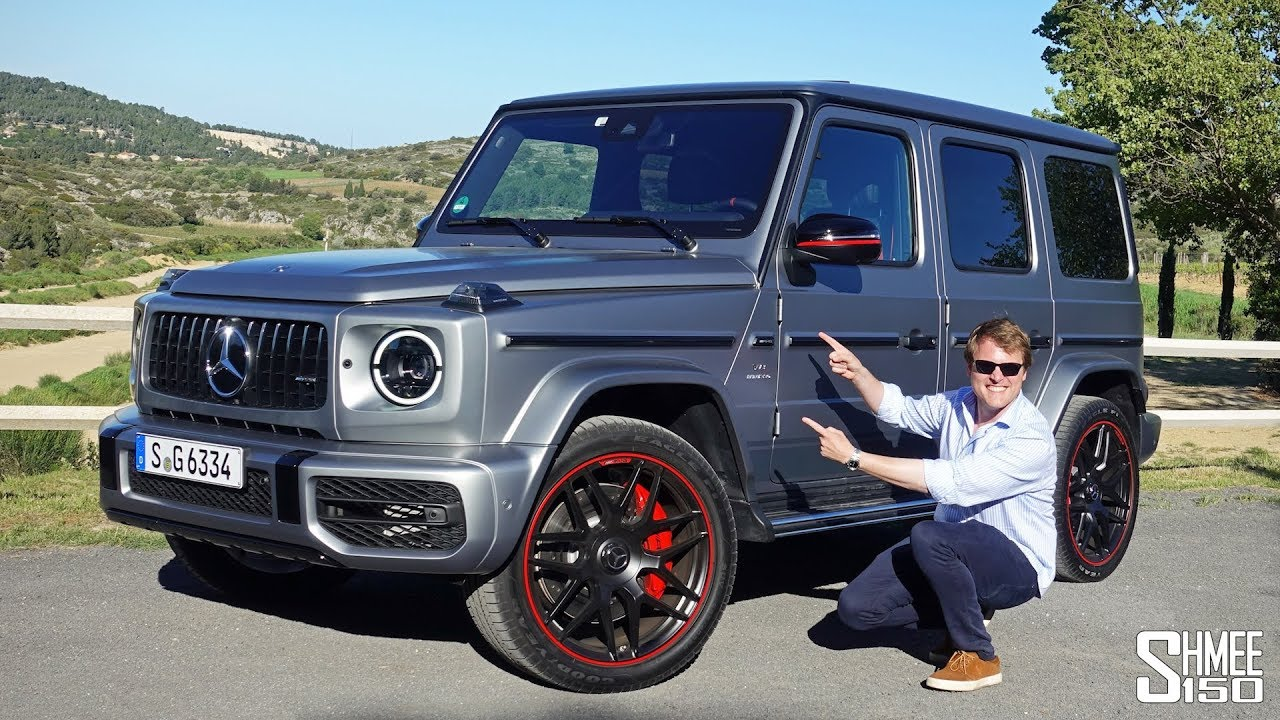 I Want A New Mercedes-AMG G63!
