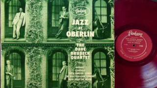 Dave Brubeck Quartet - The Way You Look Tonight (live in Oberlin)