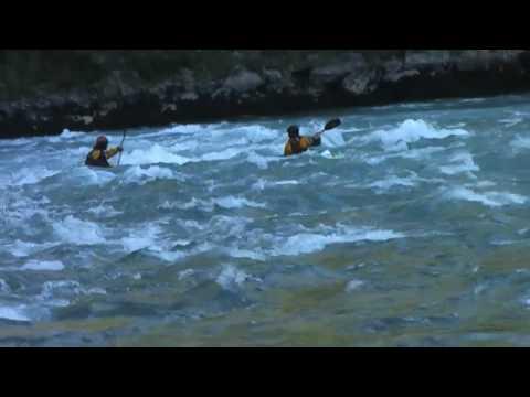 Israel Kayaking On The Futa